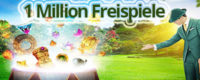 1 Million Freispiele