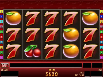 Jetzt anmelden und Merkur 77777 im Sunmaker Casino spielen