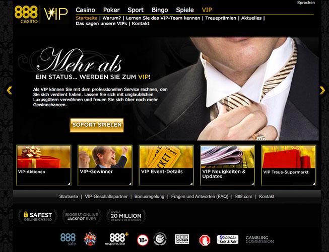 online casino 888 online um geld spielen