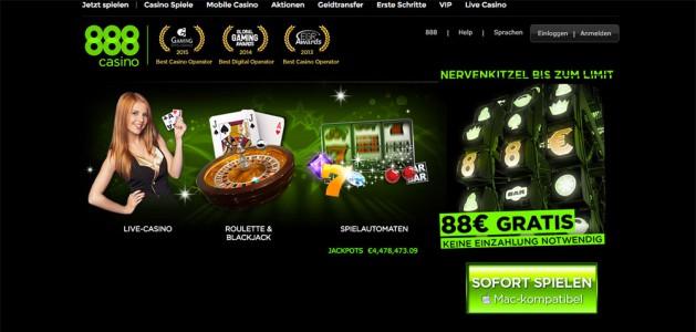 888 online casino kasino online spielen
