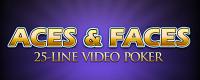 Aces & Faces Logo