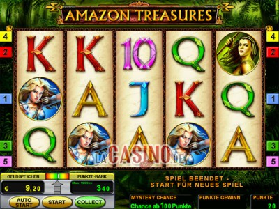 Amazon Treasure online spielen