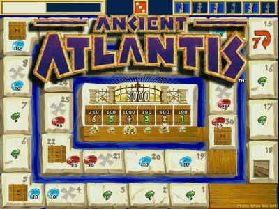 Bonus Spiel in Ancient Atlantis
