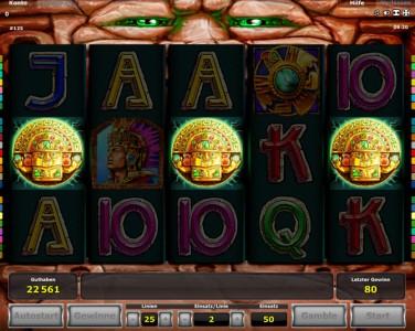 Stargames Aztec Power Scatter Symbol