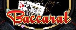 Neu: Endlich Baccarat online spielen