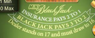 BlackJack Mini