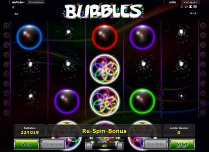 Bubbles bei Stargames spielen