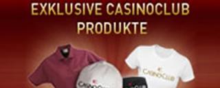 CasinoClub mit neuem Onlineshop