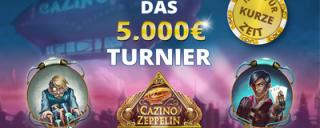 Das großer Sunmaker 5.000 € Turnier