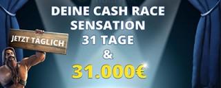 Sunmaker – Das 31.000€ Cash Race im Oktober 2016