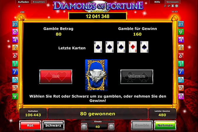 Diamonds Spielen
