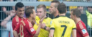 Not-Abwehr gegen Bayerns Offensiv-Wirbel