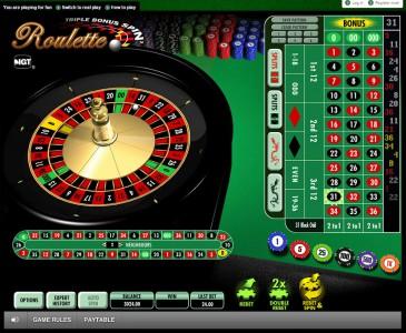 Expert Roulette spielen