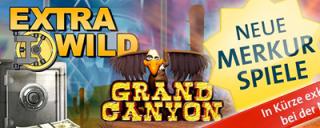 Extra Wild und Grand Canyon Online spielen