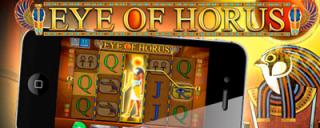 Eye of Horus jetzt als Merkur App