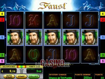 Faust Gewinne