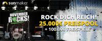 Rock Dich Reich im Sunmaker Casino