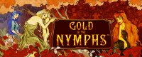 Gold of the Nymphs Logo