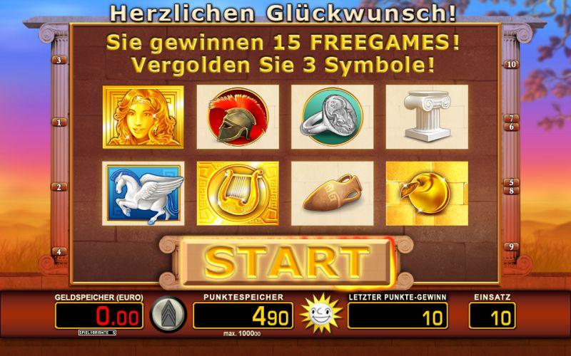 Dunder casino games