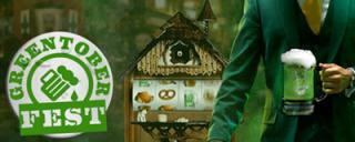 Greentoberfest bei Mr Green – Bis zu 960 FREISPIELE