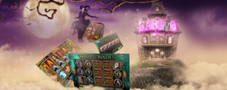 Halloween Promotion im Quasar Gaming Casinio