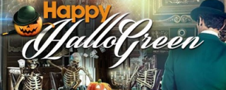 Happy Hallogreen – Halloween Spezials im Mr Green Casino