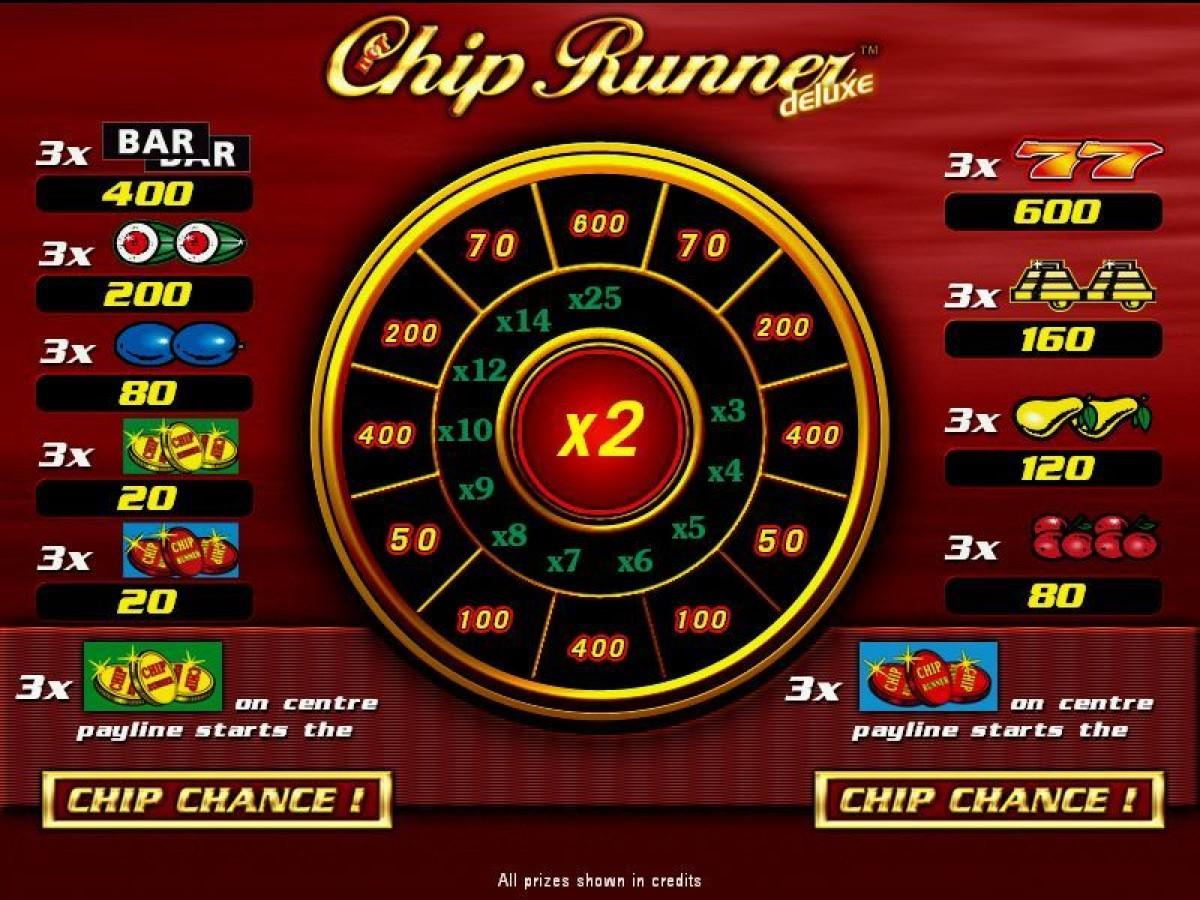 Chip Runner Online