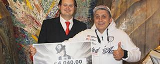 Ivo Donev gewinnt 17. Poker Master im Casino Seefeld