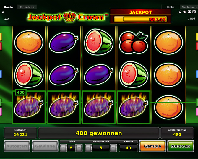 Spiele Jackpot Crown - Video Slots Online