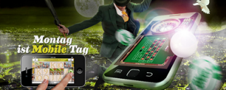 Jeden Montag 10 Freispiele im Mr Green Casino