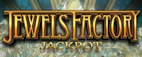 Jewels Factory Jackpot Logo