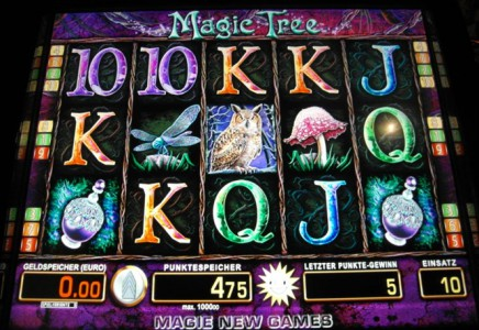 Merkur Magic Tree Online Spielen