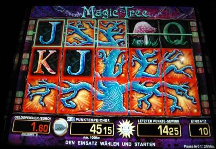 Magic Tree Freispiele - Erspiele dir 10 gratis Spins