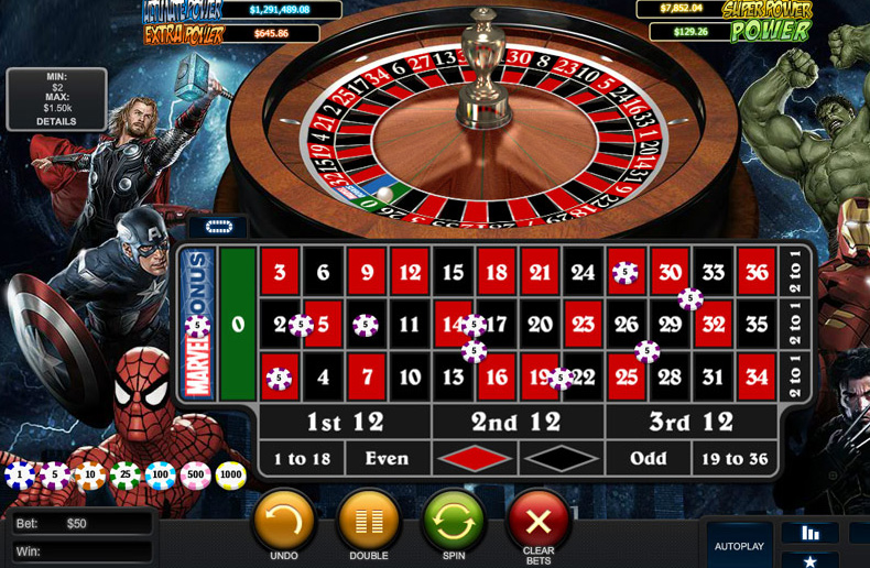 Free Casino Roulette Spielen