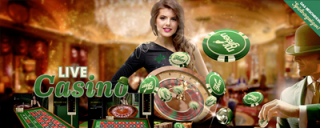 Neu: Mr Green Live Casino