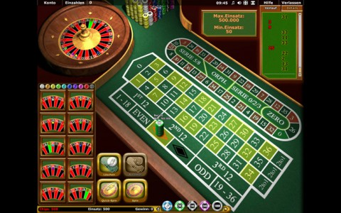 Multiball Roulette bei Stargames spielen