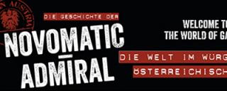 Neues Buch: Die Geschichte der Novomatic – Admiral