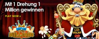 Neues Casinospiel bei Casino Euro – Midas Millions