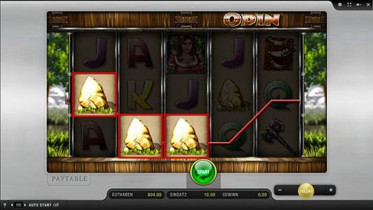 Spiele Odin im Sunmaker Casino