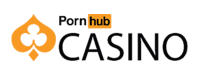 pornhub casino logo black