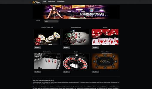 Spielanleitungen in Pornhub Casino