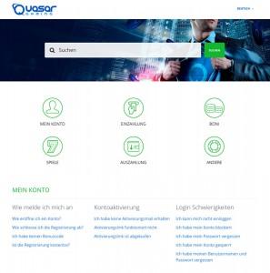Quasars FAQ Übersicht