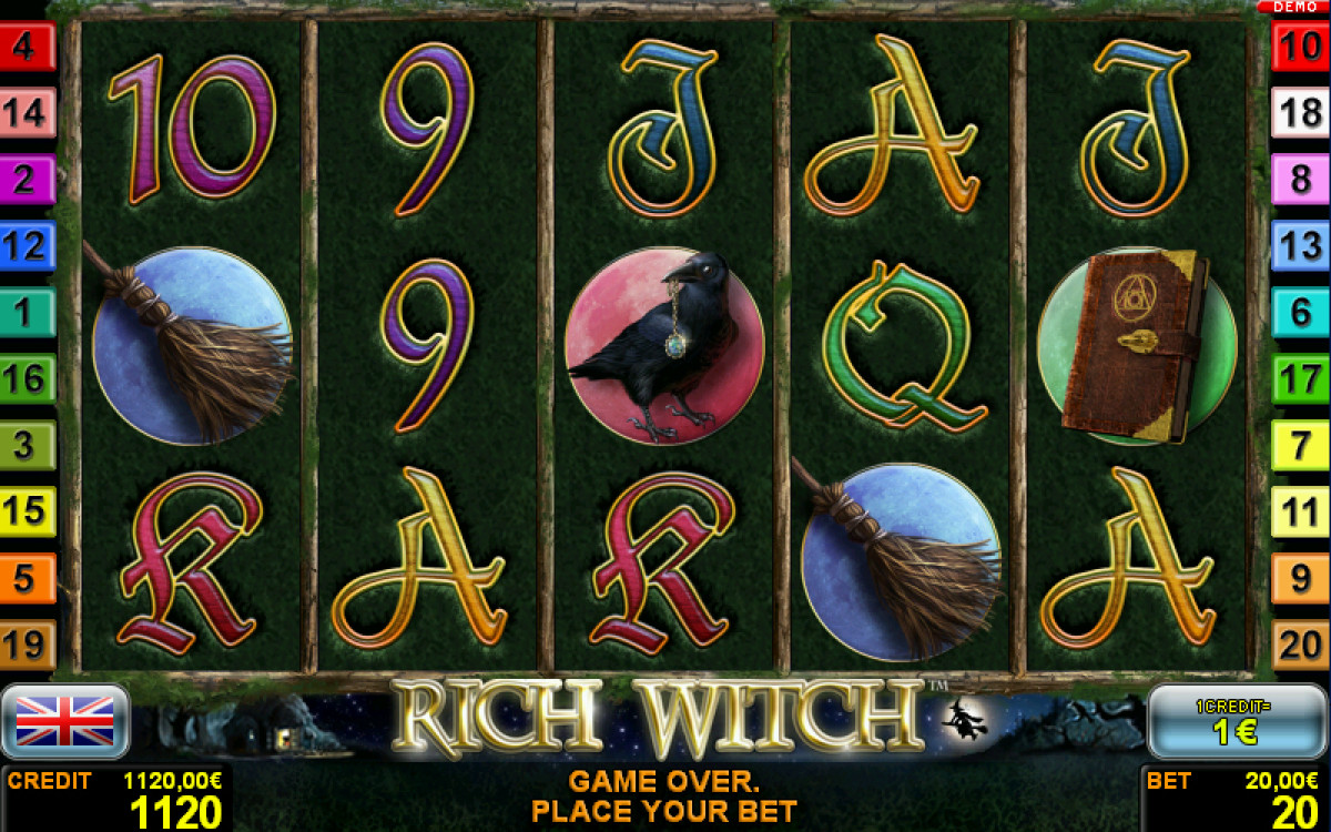 Spiele Rich Witch - Video Slots Online
