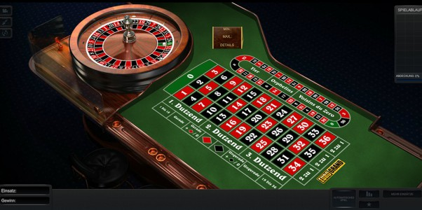 Roulette Spielen im Eurogrand Casino