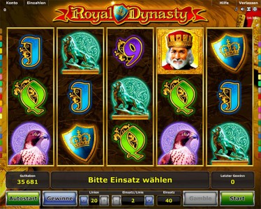 Stargames Royal Dynasty