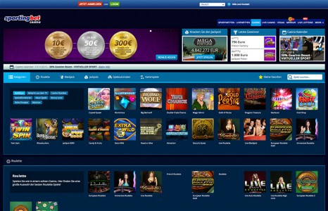 Das Sportingbet Casino