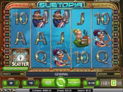 Subtopia Online spielen