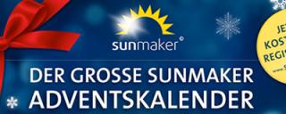 Der große Sunmaker Adventskalender