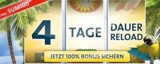 Sunmaker Bonuscode 2013 – Dein SUPER Sommer Bonus