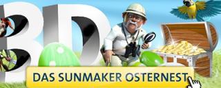 Gewinner der Sunmaker Osteraktion stehen fest